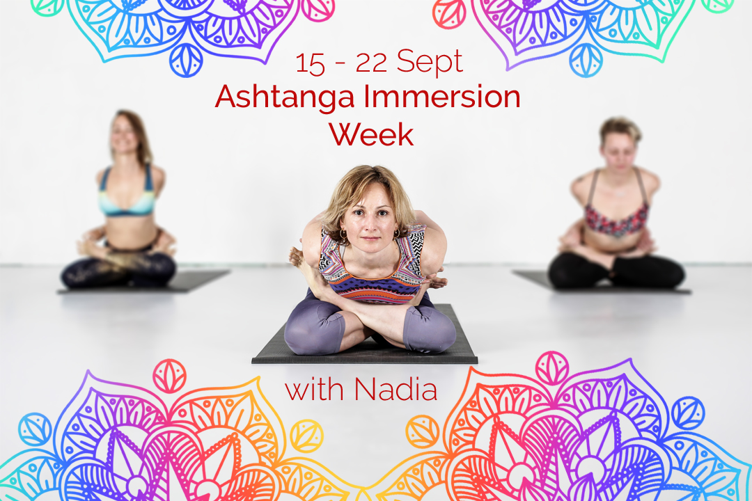 Ashtanga Immersion Week